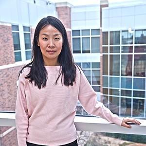 OU Researcher Si Wu