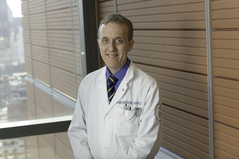 Jedd Wolchok, Memorial Sloan Kettering Cancer Center
