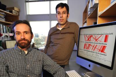 Antonis Rokas and Jason Slot, Vanderbilt University