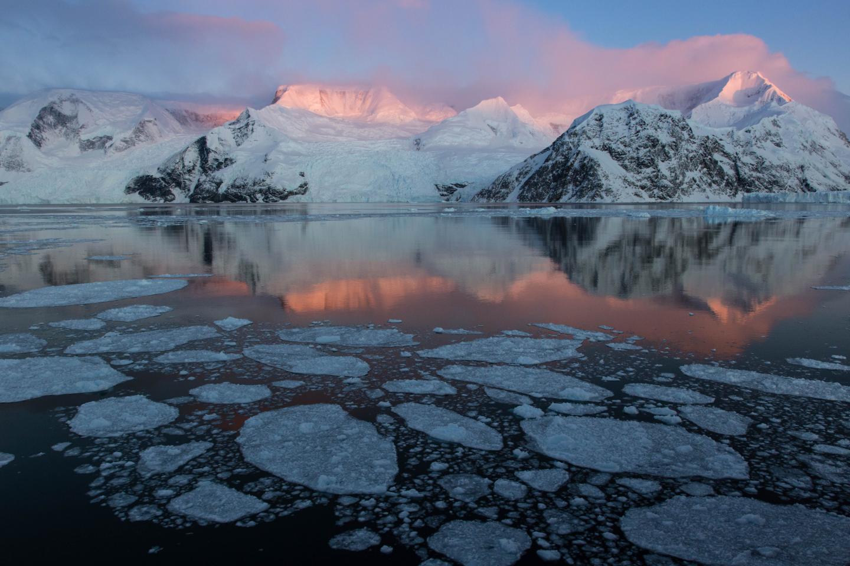 Andvord Bay, Antarctica