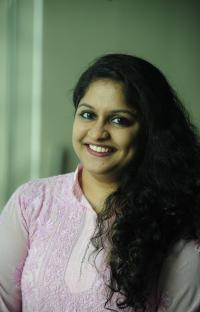 Disha Shetty, Winner of the 2017 EurekAlert! Fellowships for International Science Reporters