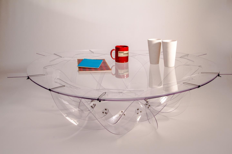 Kirigami Table
