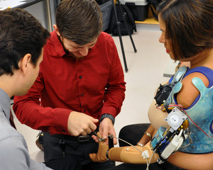 Bionic arm system