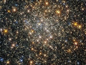 Globular cluster ESO 520-21