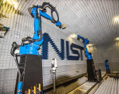 NIST Large Antenna Positioning System