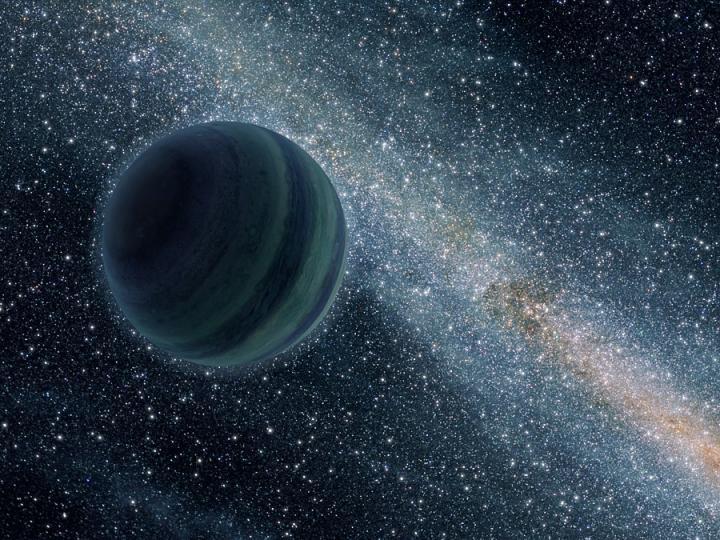 Free-Floating Planet Analog
