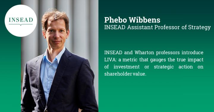 A New Way to Measure Long-Term Firm Performance and Shareholder Value