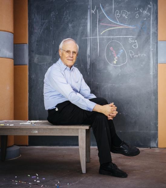 David Gross, Nobel Laureate