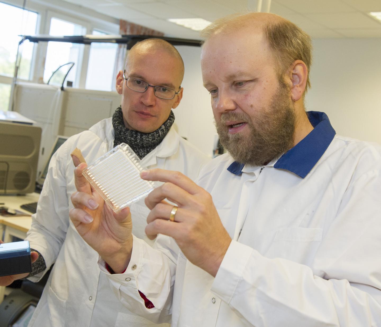 Arttu Jolma and Jussi Taipale, Karolinska Institutet
