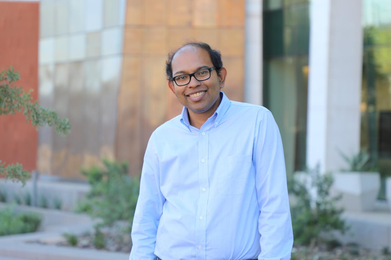 Abhishek Singharoy, Arizona State University