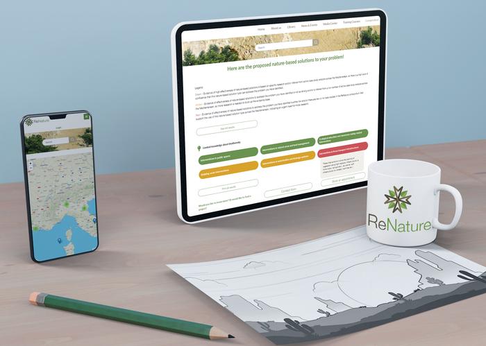 ReNature nature-based solutions Compendium