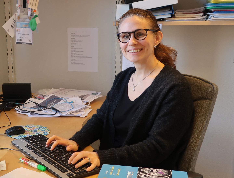Annie Pedersen, University of Gothenburg