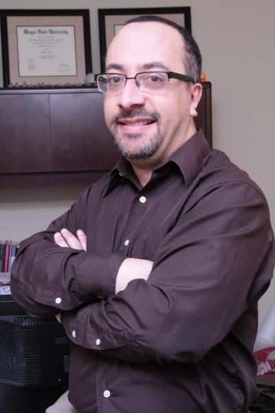 Anthony Lequerica, Kessler Foundation