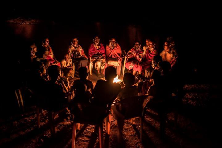 Maasai Storytelling