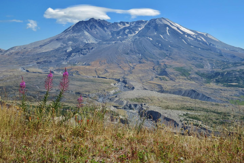 Mount St. Helens, USA
