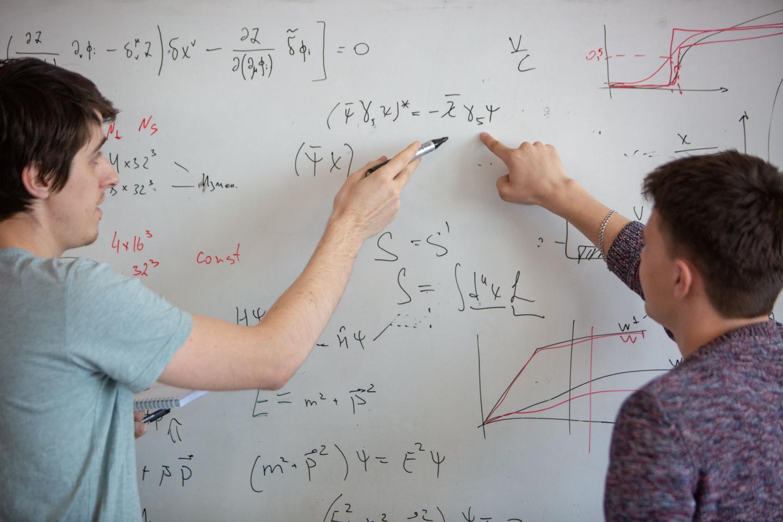 Research Of Quark-Gluon Plasma