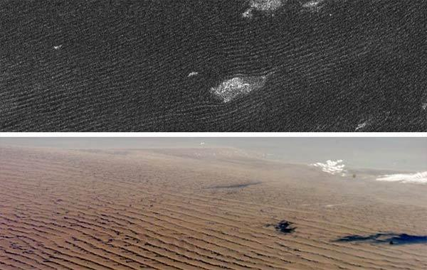 Titan Dunes