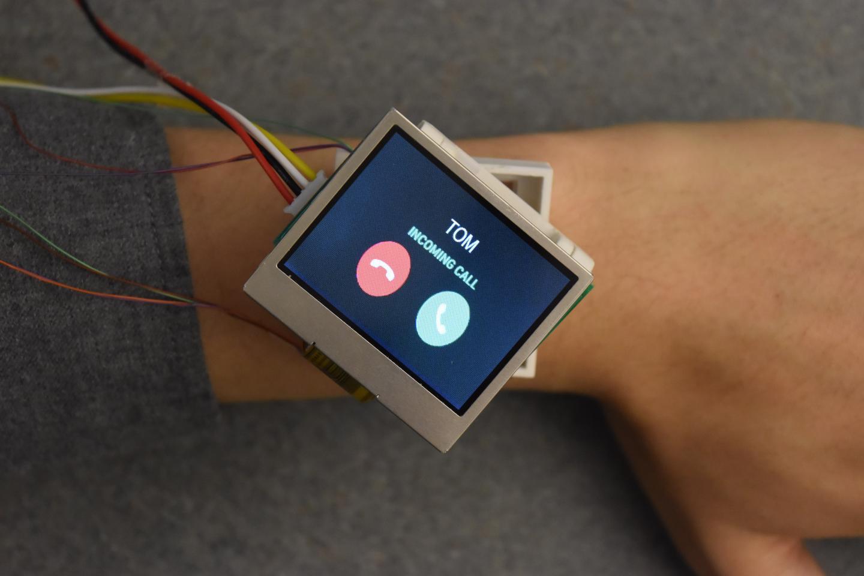 The Prototype Cito Smartwatch