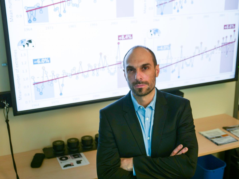 Dr. Simon Papalexiou, University of Saskatchewan