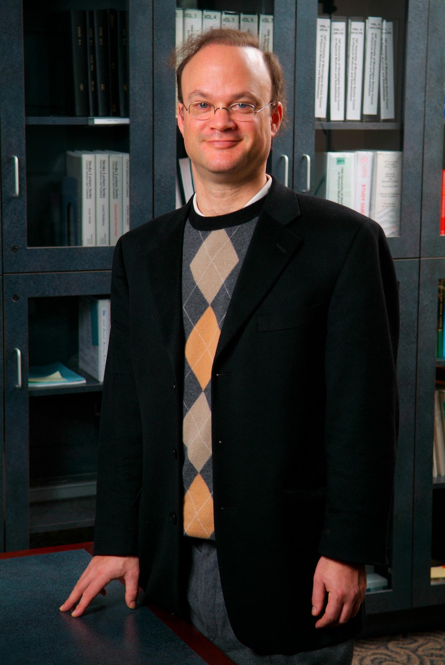 Jeffrey Lackner, University at Buffalo
