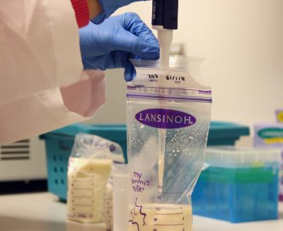 High Levels of Disease-Causing Bacteria Found in Breast Milk Bought Online