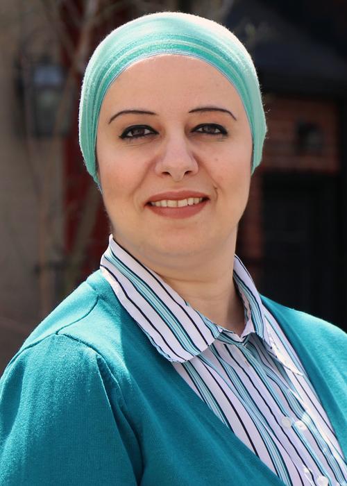 Samar El Khoudary, Ph.D.