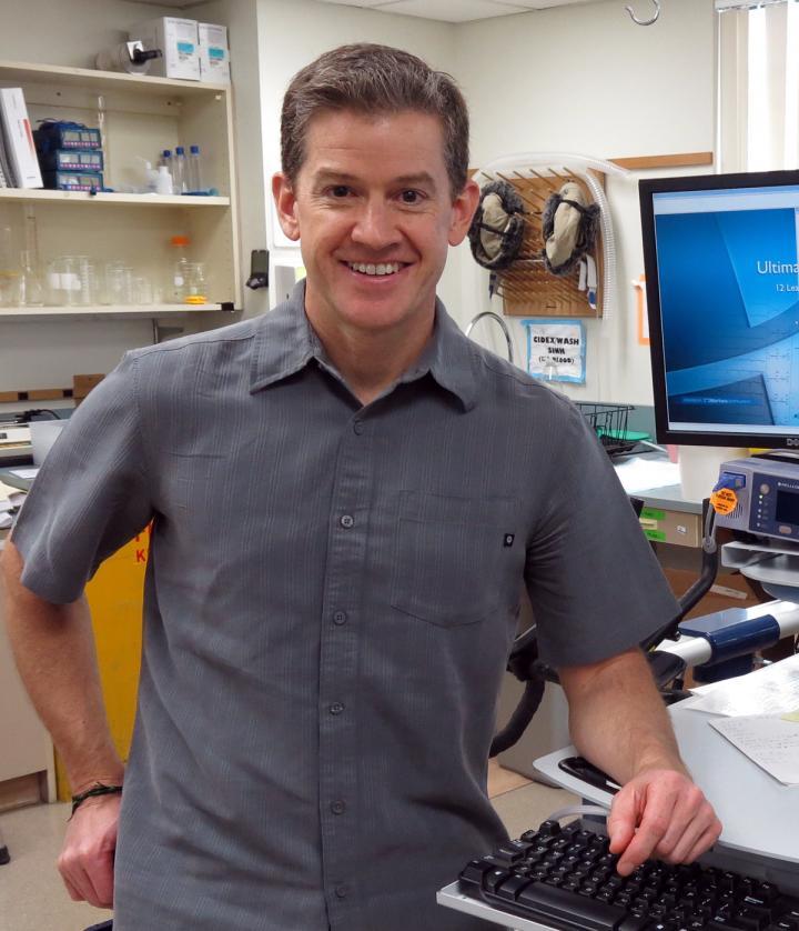 Andrew Lovering, University of Oregon