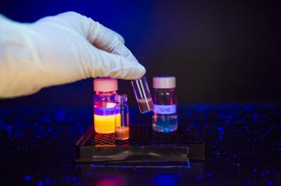 Fluorescent Sensor for Detecting GHB