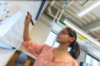 University of Vermont Physicist Sanghita Sengupta