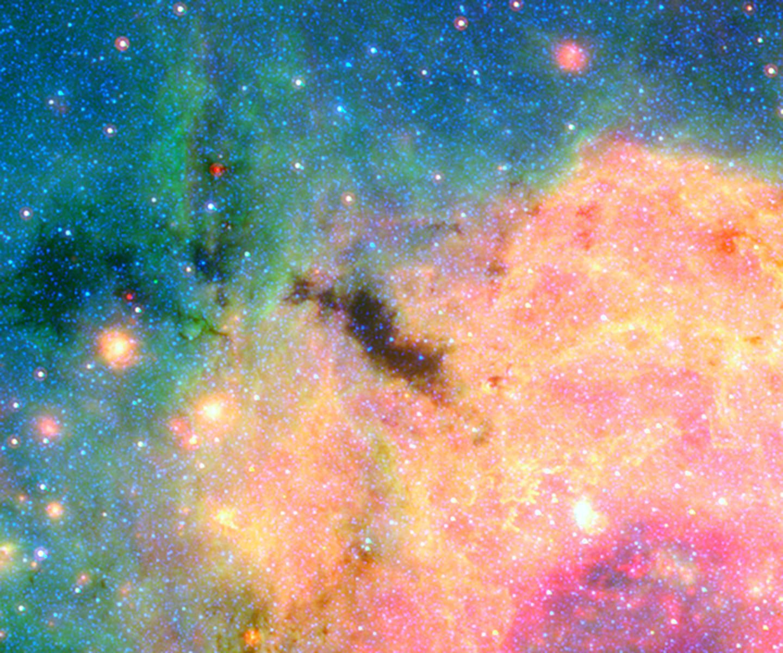 The Brick - Infrared Dark Cloud