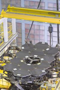 12 Primary Mirrors Installed on the Webb Telescope