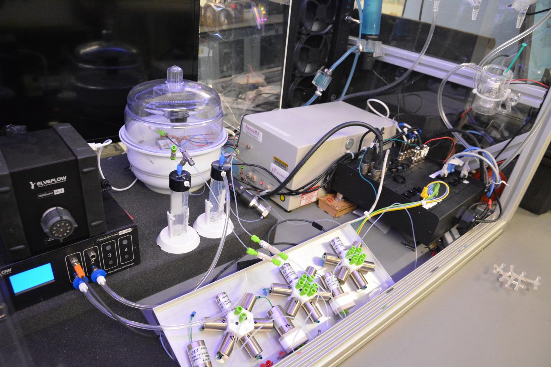 World's First Artificially Intelligent Microreactor