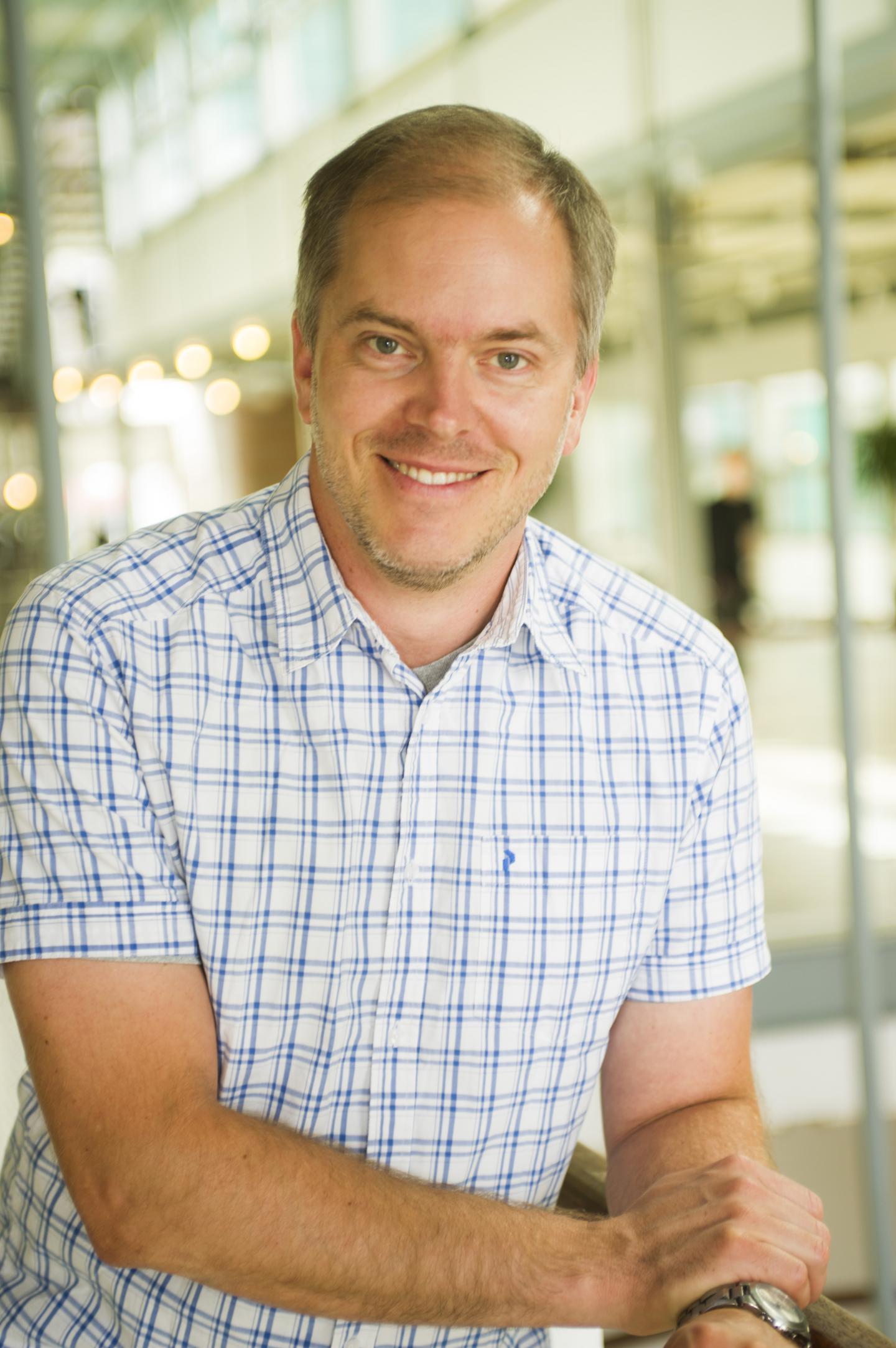 Johan Sandberg, Karolinska Institutet