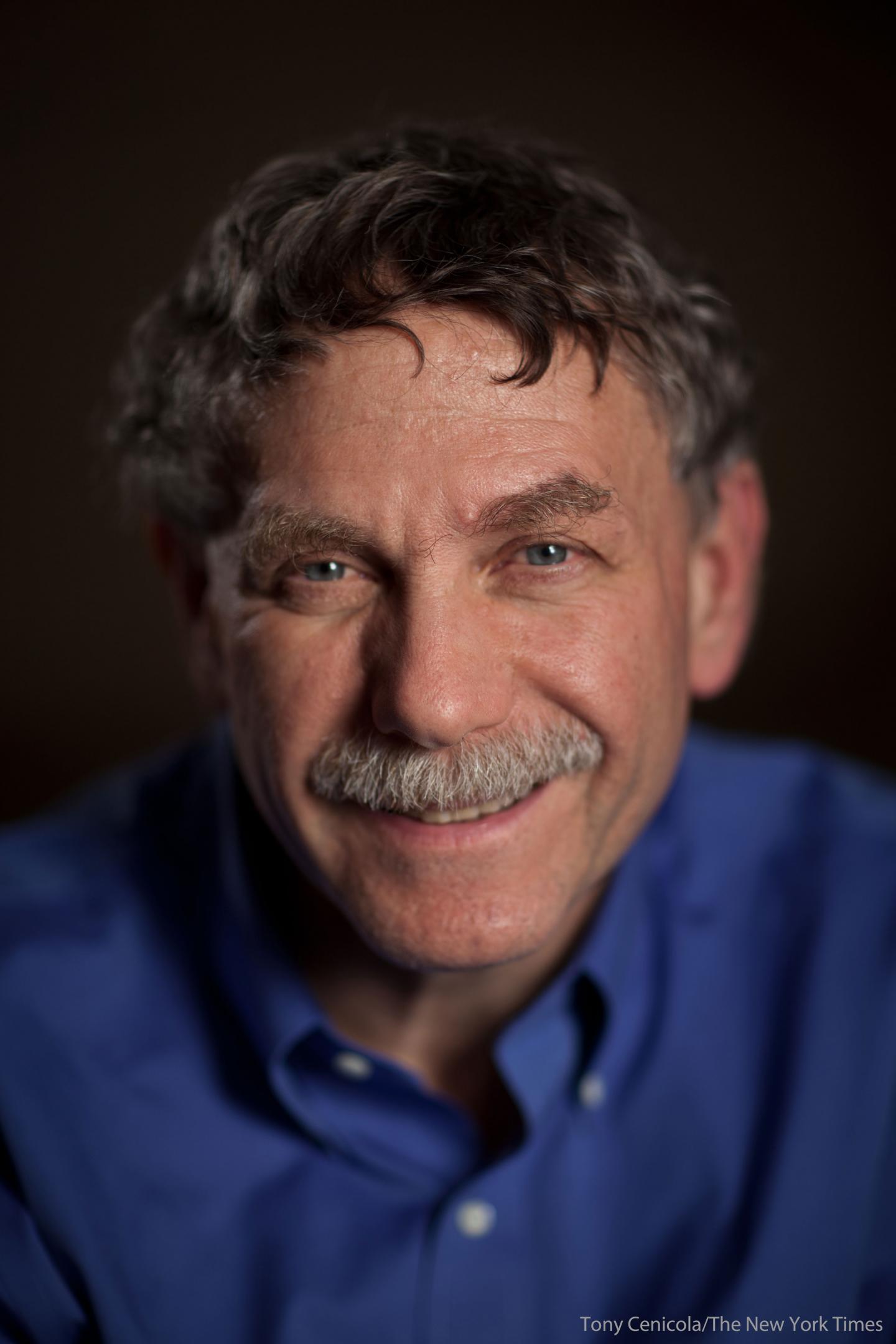 Eric Lander, 2015 Philip Hauge Abelson Prize Winner