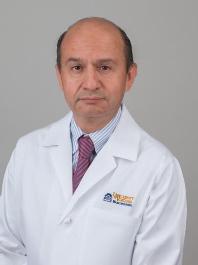 Camilo E. Fadul, UVA Health