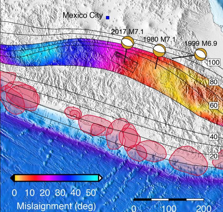 Mexico's Flat Slab Fault