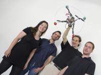 Quadcopter Team