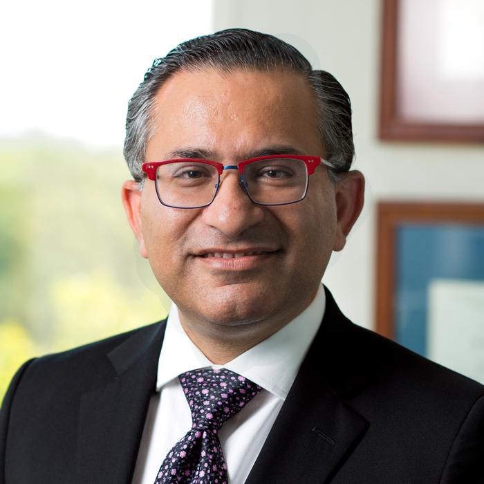 Shehzad K. Niazi, MD, FRCPC, Mayo Clinic.