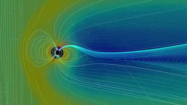 Positive, Negative or Neutral, It All Matters: NASA Explains Space Radiation 2