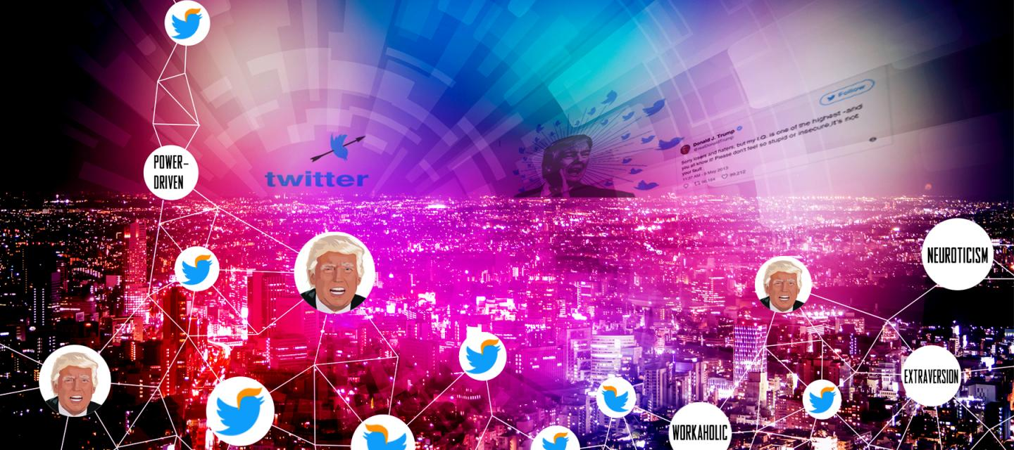 A QUT Researcher Has Studied Tweets from US President Donald Trump