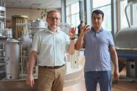 Co-researchers Oleg Tashlykov and Karem Mahmud