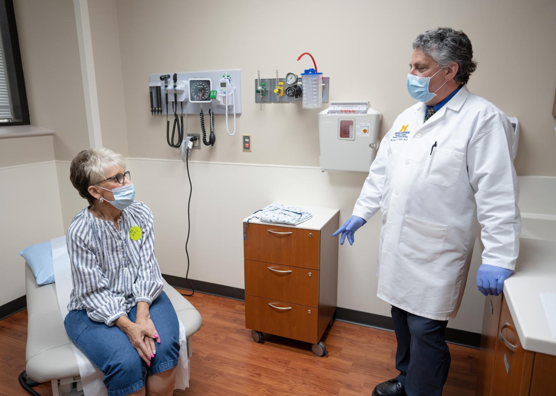 Social Distance Cancer Care