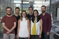 The Melbourne Team of Researchers Led by Dr. Nick Huntington.