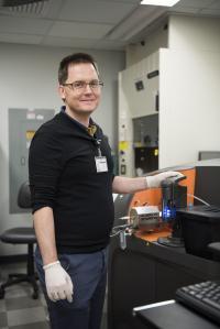 Carsten Krieg, Ph.D., Medical University of South Carolina