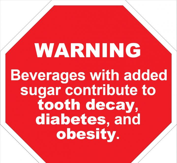 Health Warnings Can Discourage Purchases