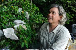 Allen Herre_staff scientist_Smithsonian Tropical Research Institute