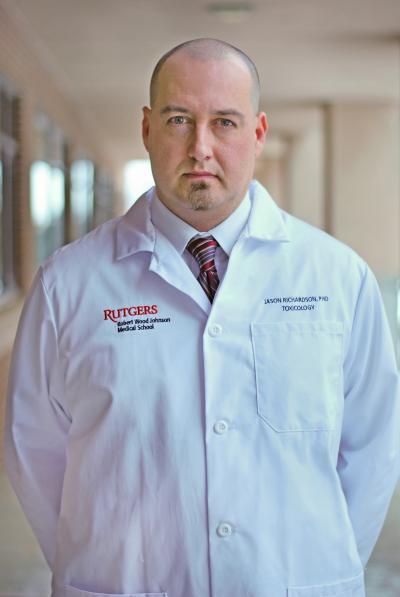 Dr. Jason Richardson, Rutgers University