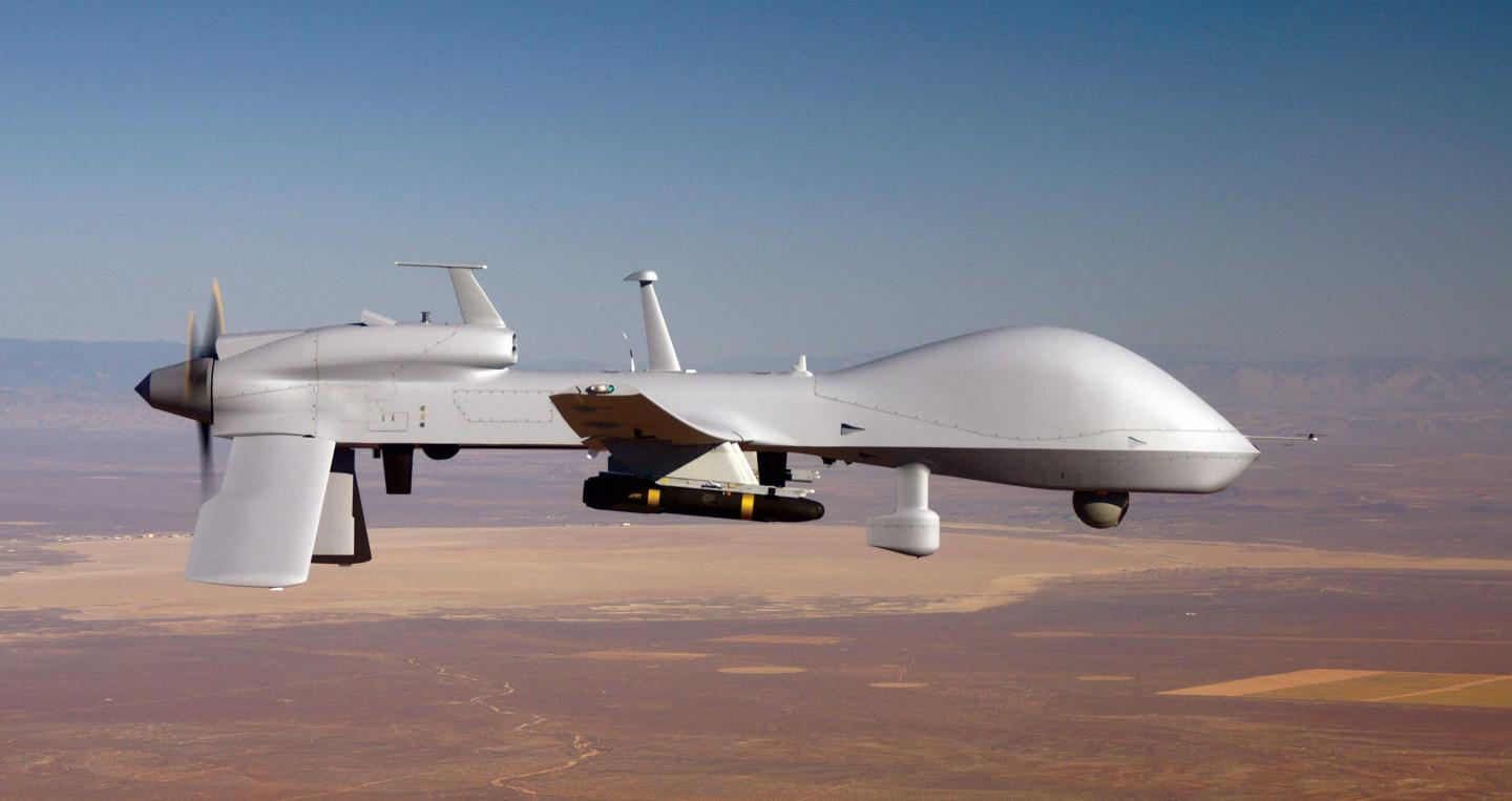 Army Focuses on Power, Propulsion for Future Unmanned Aircraft Systems