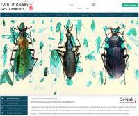 The New Website of <i>Evolutionary Systematics</i>