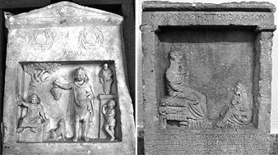 The Social Handling of Death as Expressed on Hellenistic Grave Stelai from Smyrna and Kyzikos